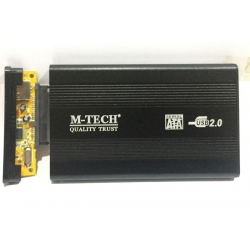 BOX 2.5 SATA STD MTECH