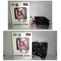 FAN COOL MASTER HYPER 212LED