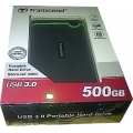 Trancend Storejet 2.5 500GB
