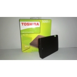 TOSHIBA 500GB  CANVIO/BASIC