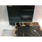 16 PORT DLINK GIGABIT DGS 1016D