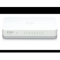 8 PORT DLINK DGS 1008C