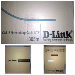 KABEL UTP DLINK  CAT6E