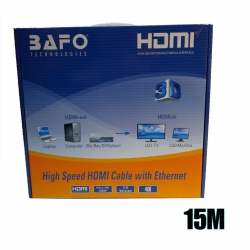HDMI TO HDMI 15M BAFO