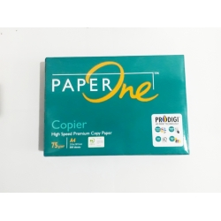 PAPER ONE A4 75GSM