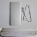 POWER BANK 10000MAH XIAOMI ( SILVER )