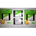 HDD SSD 120GB WD GREEN