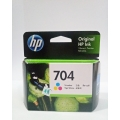 HP 704 COLOR