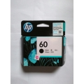 HP 60 BLACK(CC640W)