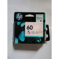 HP 60 COLOR(CC643W)