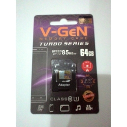 Micro SD 64GB vgen turbo