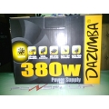 POWER SUPLAY ATX-DAZUMBA 380W